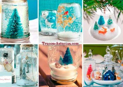 Bolas de nieve tutorial de Trucos y Astucias