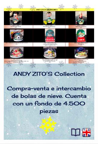 Creadores de bolas de nieve. Andy Zito Collection