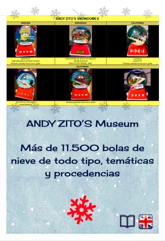 Creadores de bolas de nieve. Andy Zito