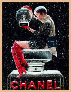 Campaña Navidad 2019 Chanel Nº 5