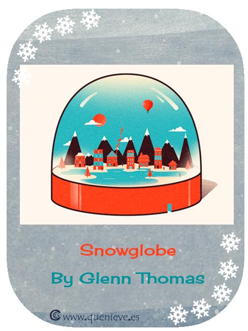 ilustracion bolas de nieve