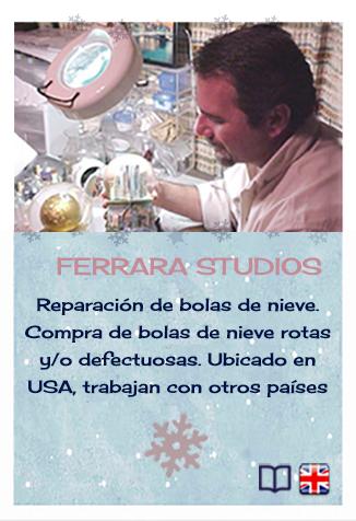 CREADORES-BOLAS-NIEVE-FERRARA STUDIOS